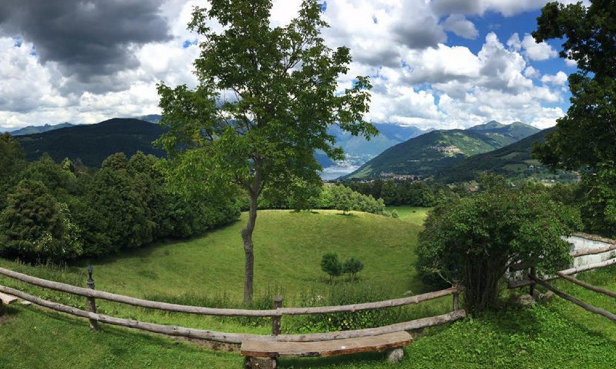 Agriturismo Bavè | Valle Intelvi